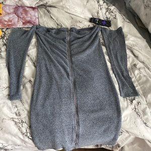 Vivien Zipper Dress